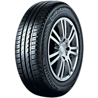 CONTINENTAL ContiEcoContact 3 - 145/80R13 - sommerdæk