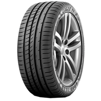 GOODYEAR EAGLE F1 ASYMMETRIC 2 XL - 245/30R20 - sommerdæk
