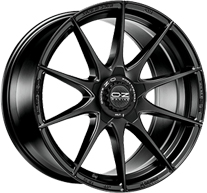 OZ Racing - Formula HLT 5H Matt Black