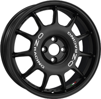 OZ Racing - Leggenda Matt Black