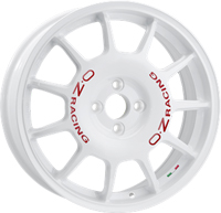 OZ Racing - Leggenda Race White