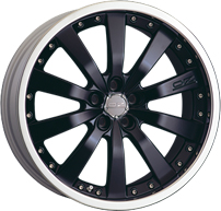 OZ Racing - Michelangelo II PL Matt Black